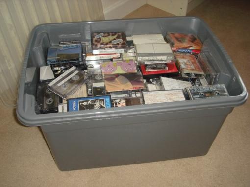 cassette-box