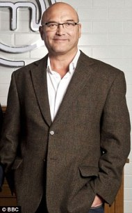 Gregg Wallace, Weight Observer