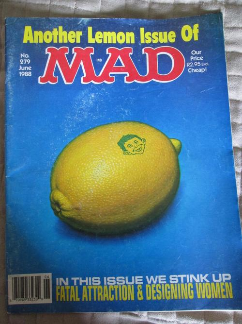 lemon Mad